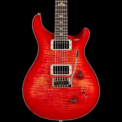PRS Custom 22 Carved Flame Maple Top with Nickel Hardware Solid Body Electric Guitar