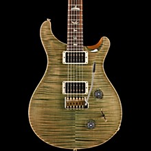 Custom 22 with 10 Top, Pattern Neck Electric Guitar Trampas Green