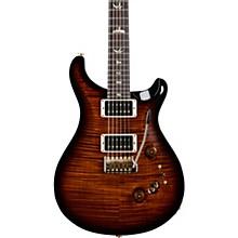Custom 24-08 10 Top Electric Guitar Black Gold Burst