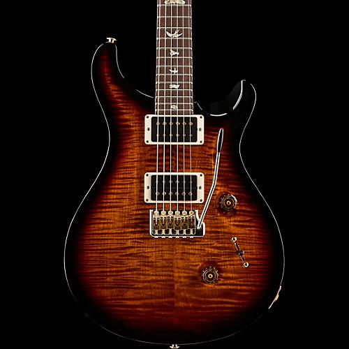 Prs Custom 24 10 Top : prs custom 24 10 top electric guitar black gold burst guitar center ~ Russianpoet.info Haus und Dekorationen