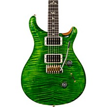 Custom 24 10-Top Electric Guitar Emerald Green