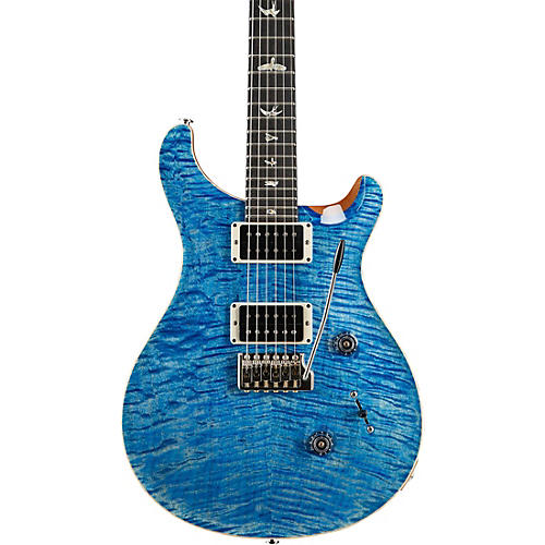 PRS Custom 24 10-Top with Pattern Thin Neck and Ebony Fretboard Electric Guitar