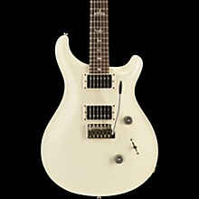 PRS Custom 24 Carved Figured Maple Top with Gen 3 Tremolo Solid Body Electric Guitar Antique White