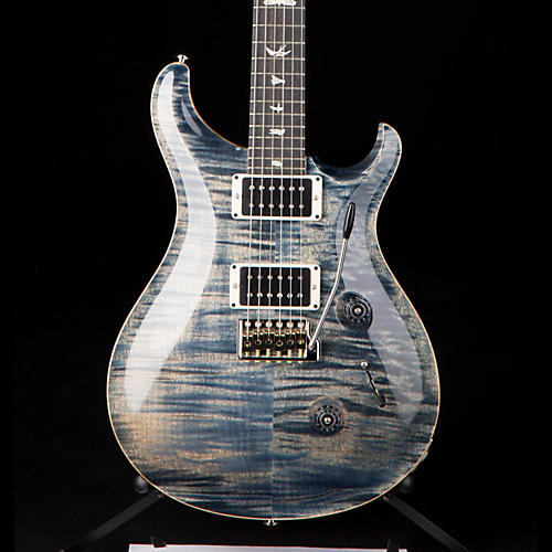 PRS Custom 24, Carved Flame Maple Top with Mahogany Back Bird Inlays