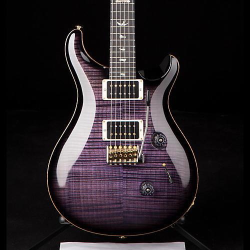 prs custom 24 flamed artist package electric guitar purple mist guitar center. Black Bedroom Furniture Sets. Home Design Ideas