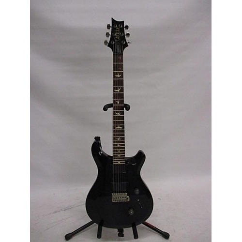 used prs custom 24 solid body electric guitar piano black guitar center. Black Bedroom Furniture Sets. Home Design Ideas