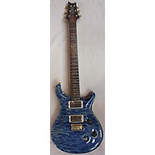 PRS Custom 24 Wood Lbrary Quilt 10 Top Solid Body Electric Guitar