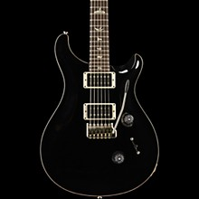 Custom 24 with Carved Top Electric Guitar Black