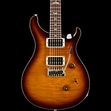 Custom 24 with Carved Top Electric Guitar Mccarty Tobacco Sunburst