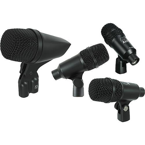 AKG Custom 4-Piece Drum Microphone Pack