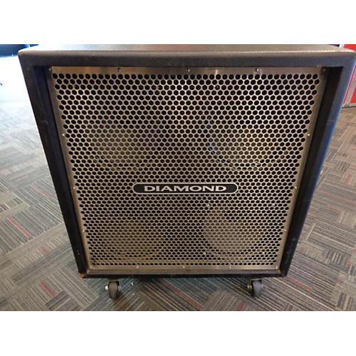 Diamond Amplification Custom 4x12 180W Bass Cabinet