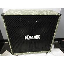Krank Custom 4x12 Guitar Cabinet