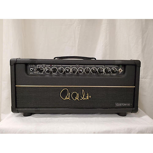 PRS Custom 50 Two Channel Amp Tube Guitar Amp Head