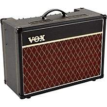 Vox Custom AC15C1 15W 1x12 Tube Guitar Combo Amp Level 1 Vintage