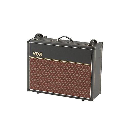 vox custom ac15c2 15w 2x12 tube guitar combo amp black guitar center. Black Bedroom Furniture Sets. Home Design Ideas
