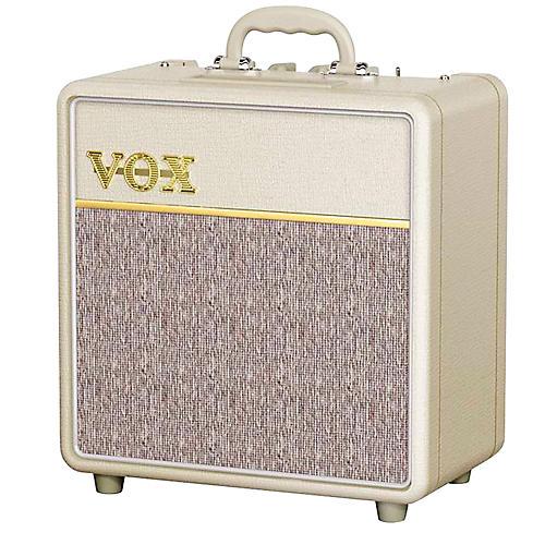 Vox Custom AC4C1 4W 1x10 Tube Guitar Combo