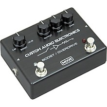 MXR Custom Audio Electronics MC-402 Boost/Overdrive Pedal