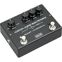 MXR Custom Audio Electronics MC-402 Boost/Overdrive Pedal