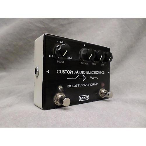 MXR Custom Audio Electronics MC402 Effect Pedal