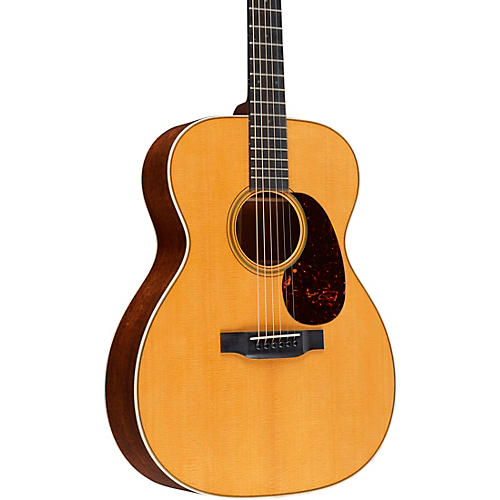 Martin Custom Auditorium Quilted Mahogany with VTS Top Deluxe