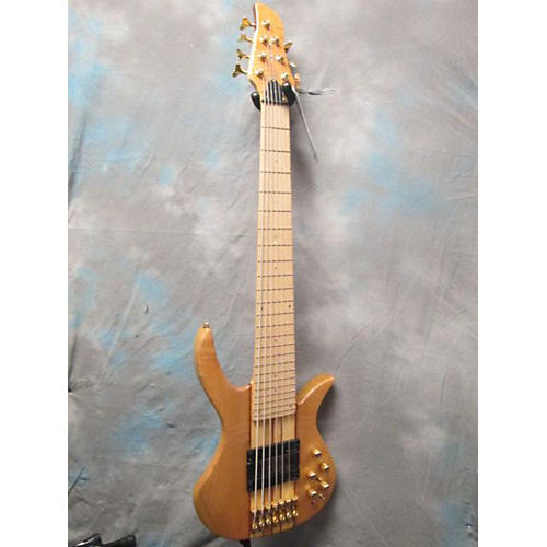 In Store Used Custom Build 7 String Electric Bass Guitar