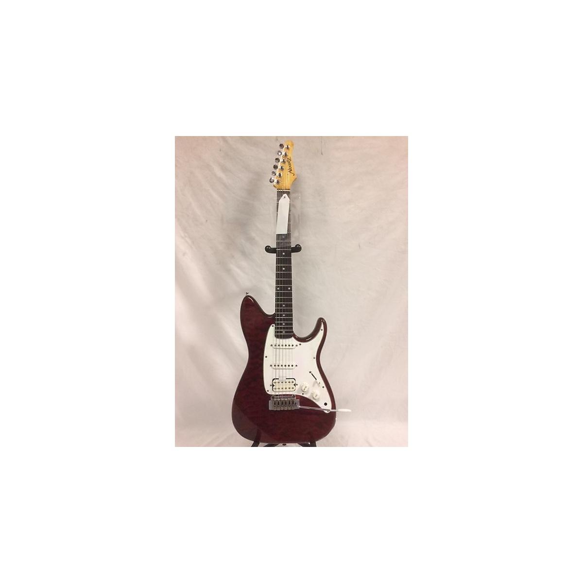 Alvarez Custom Classic Solid Body Electric Guitar