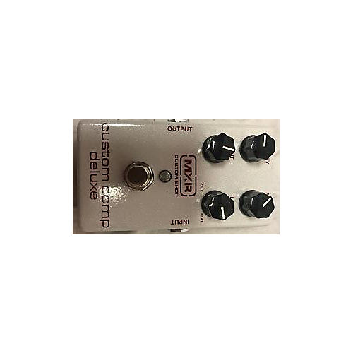 MXR Custom Comp Deluxe Effect Pedal