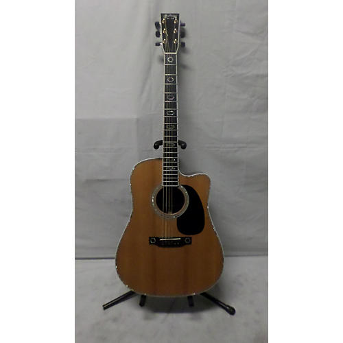Martin Custom DC Aura GT Acoustic Electric Guitar