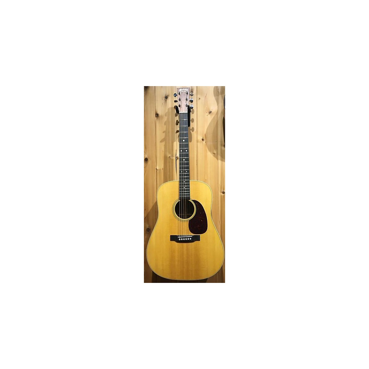 Martin Custom DCPA Ovangkol Acoustic Electric Guitar