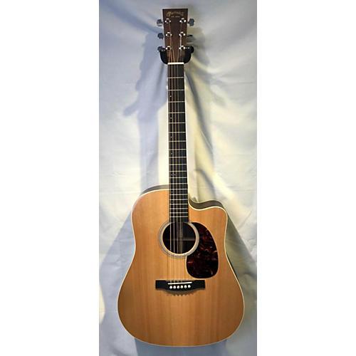 used martin custom dcpa4r acoustic electric guitar natural guitar center. Black Bedroom Furniture Sets. Home Design Ideas