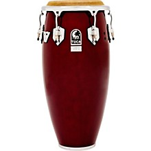 Custom Deluxe Wood Shell Congas 11 in. Dark Wood