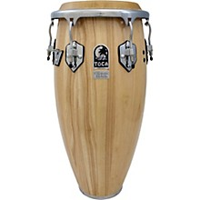 Custom Deluxe Wood Shell Congas 11 in. Natural Wood