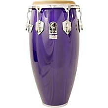 Custom Deluxe Wood Shell Congas 11 in. Purple