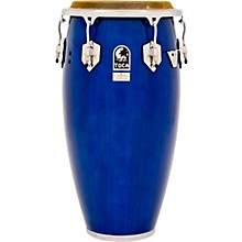 Custom Deluxe Wood Shell Congas 11.75 in. Blue