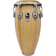 Custom Deluxe Wood Shell Congas 11.75 in. Natural Wood