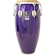 Custom Deluxe Wood Shell Congas 11.75 in. Purple