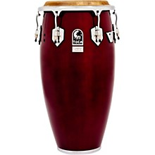 Custom Deluxe Wood Shell Congas 12.50 in. Dark Wood