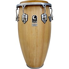 Custom Deluxe Wood Shell Congas 12.50 in. Natural Wood