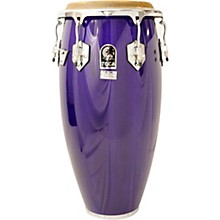 Custom Deluxe Wood Shell Congas 12.50 in. Purple