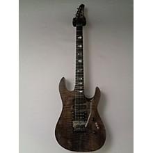 B.C. Rich Custom Double Cut Solid Body Electric Guitar