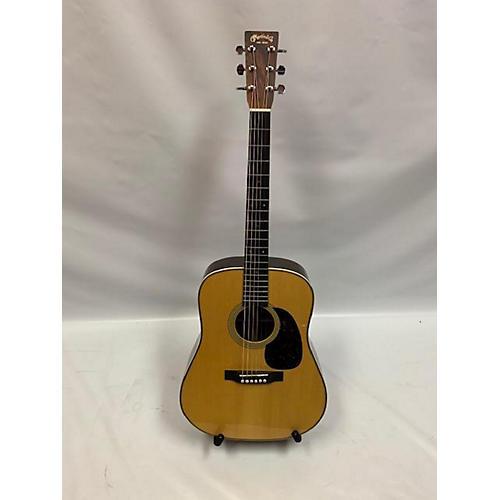 Martin Custom Dreadnought Centennial Cocobolo Acoustic Guitar