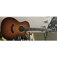 Taylor Custom GA 7497 Florentine Cutaway Acoustic Electric Guitar