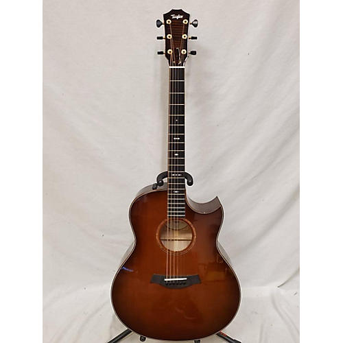 Taylor Custom GO Quilted Maple / Spruce Acoustic Electric Guitar