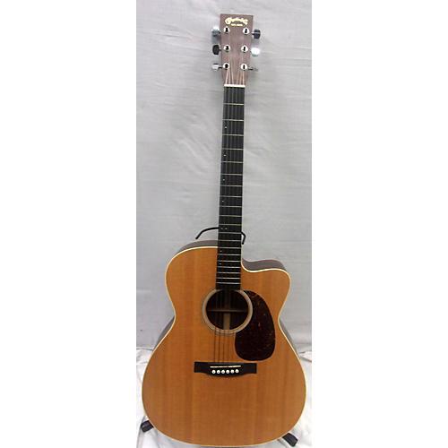 used martin custom gpcpa4r acoustic electric guitar natural guitar center. Black Bedroom Furniture Sets. Home Design Ideas