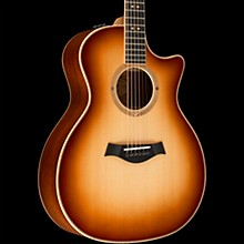 Taylor Custom Grand Auditorium #10690 Acoustic-Electric Guitar Shaded Edge Burst