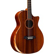 Custom Grand Auditorium 12-Fret #11090 Sinker Redwood and Cocobolo Acoustic-Electric Guitar Natural