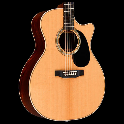 Martin Custom Grand Performance Cocobolo Cutaway Acoustic Electric Natural