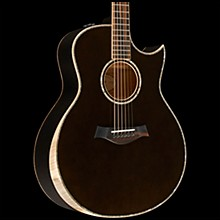 Taylor Custom Grand Symphony #10580 Acoustic-Electric Guitar Transparent Black