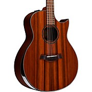 Custom Grand Symphony #11059 Solid Sinker Redwood and AA-Grade Rosewood Acoustic-Electric Guitar Natural