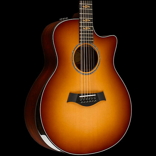 Taylor Custom Grand Symphony 12-String #10689 Acoustic-Electric Guitar